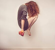 The Acrobat - Surreal Photography by Tamara Rogers