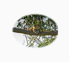 Koala Resting Unisex T-Shirt