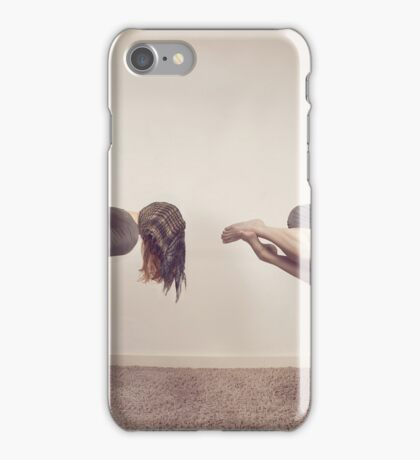 The Levitator - Surreal Photography iPhone Case/Skin