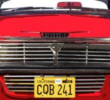 """Christine"",  Plymouth Fury  Sticker"