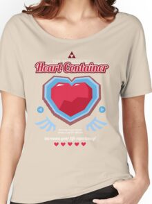 The Miraculous Heart Container Women's Relaxed Fit T-Shirt