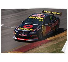 2013 Clipsal 500 Day 3 Dunlop Series #27 Casey Stoner Poster