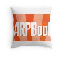 LARPBook Word Throw Pillow