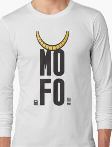 The Vale - MOFO (Bad Foyo Elf's shirt) Long Sleeve T-Shirt