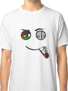 Palestinian smoking pipe Classic T-Shirt