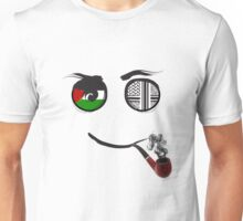 Palestinian smoking pipe Unisex T-Shirt