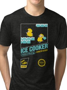 Ice Cooker Tri-blend T-Shirt