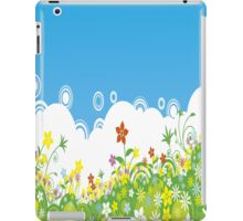 Spring & Multicolor Flowers iPad Case iPad Case/Skin