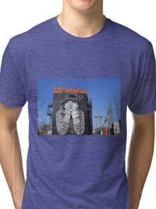 Pan AM #48 - Penny for your thoughts Tri-blend T-Shirt
