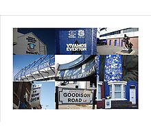 Everton - 'House of Blues' Photographic Print