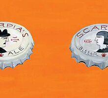 Scarpia's Bitter Ale by nangomoore