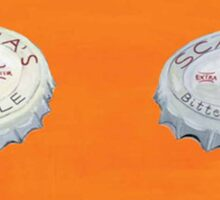 Scarpia's Bitter Ale Sticker