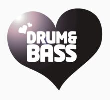 DRUM & BASS HEART by SHARMO