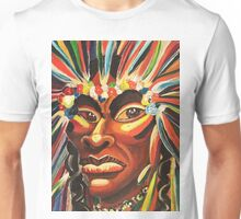 Native American Fantacy by Suzanne Marie Leclair Unisex T-Shirt