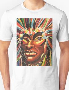 Native American Fantacy by Suzanne Marie Leclair T-Shirt