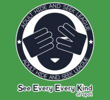 Adult Hide & Seek League Kids Clothes