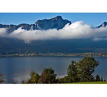 Lake Mondsee Photographic Print