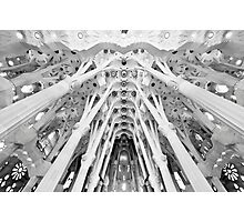 Sagrada Familia, Barcelona Photographic Print