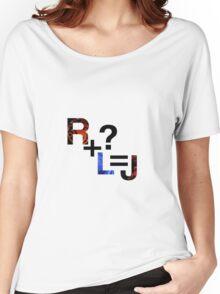 ASOIAF RLJ Theory T-Shirt Women's Relaxed Fit T-Shirt