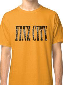 Yinz City: Black Classic T-Shirt