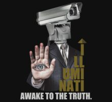 ILLUMINATI AWAKE TO THE TRUTH by viperbarratt