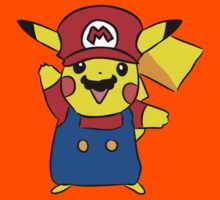 Super Pikachu Kids Clothes