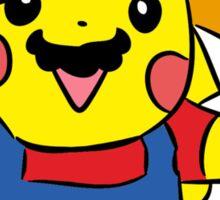 Super Pikachu Sticker