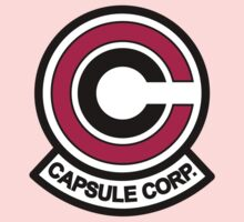 Capsule Corp Logo (purple version) by karlangas