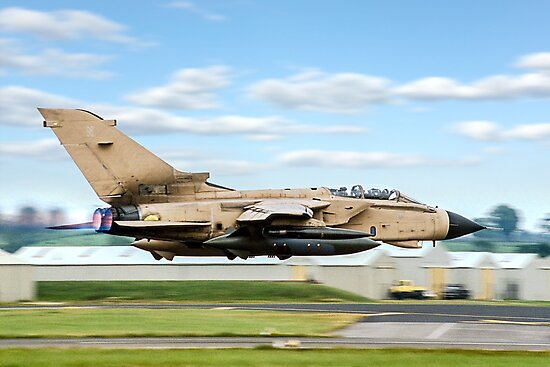 Tonka, Tonka, burning bright, full reheat, awsome sight. by Colin Smedley