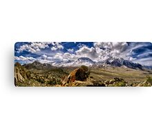 Bishop, CA Canvas Print
