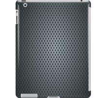 Grey Metal Pattern iPad Case iPad Case/Skin