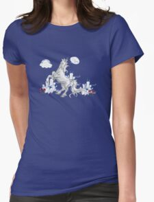 Unicorn starry starry night T-Shirt