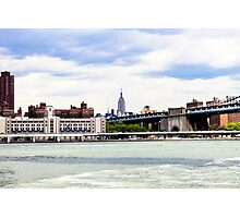 A View From Brooklyn Photographic Print