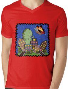 Monstrous Friendship  Mens V-Neck T-Shirt