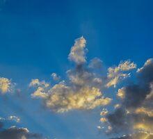 Clouds by Tamara Al Bahri