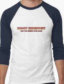Ziggy Hidedust & The Hiders From Mars Men's Baseball ¾ T-Shirt