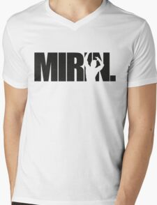 Mirin. (version 1 black) Mens V-Neck T-Shirt