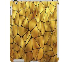 Golden Pattern iPad Case iPad Case/Skin