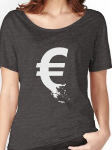 Universal Unbranding - The Greek Collapse Women's Relaxed Fit T-Shirt