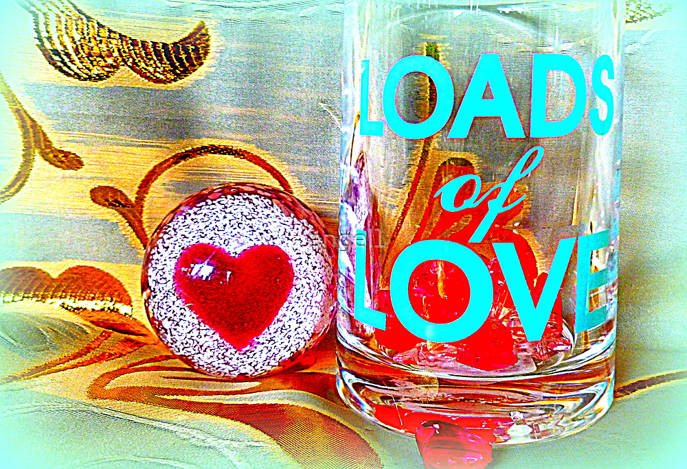 LOADS of LOVE by ©The Creative  Minds