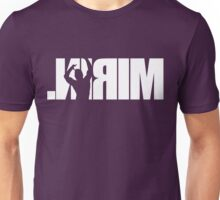 Mirin. (version 1 white reflected) Unisex T-Shirt