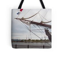 Bounty II - Departure Day Tote Bag