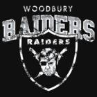 Woodbury Raiders by LocoRoboCo