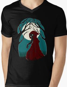 Red Riding Hood 2 Mens V-Neck T-Shirt