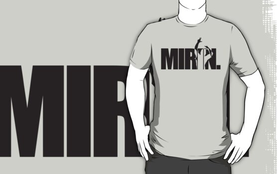 Mirin. (version 2 black) by Levantar