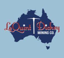 LeQuint Dickey Mining Co. Kids Tee
