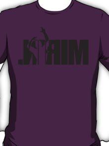 Mirin. (version 2 black reflected) T-Shirt