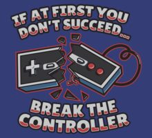 Break the Controller by amandaflagg