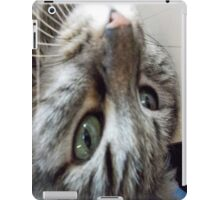 Baby Cat Montes Upside Down iPad Case/Skin