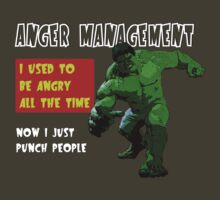 Hulk: Anger Management! by Vendetta17